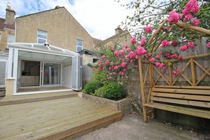 Rear Conservatory & Deck