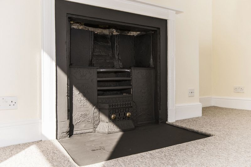 Feature Fire Place in Living Area