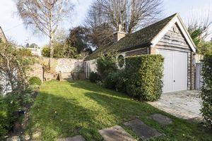 Side Garden, Studio & Garage