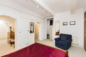 Master Bedroom with extensive Storage