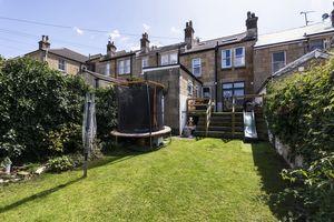 Rear Garden & Elevation