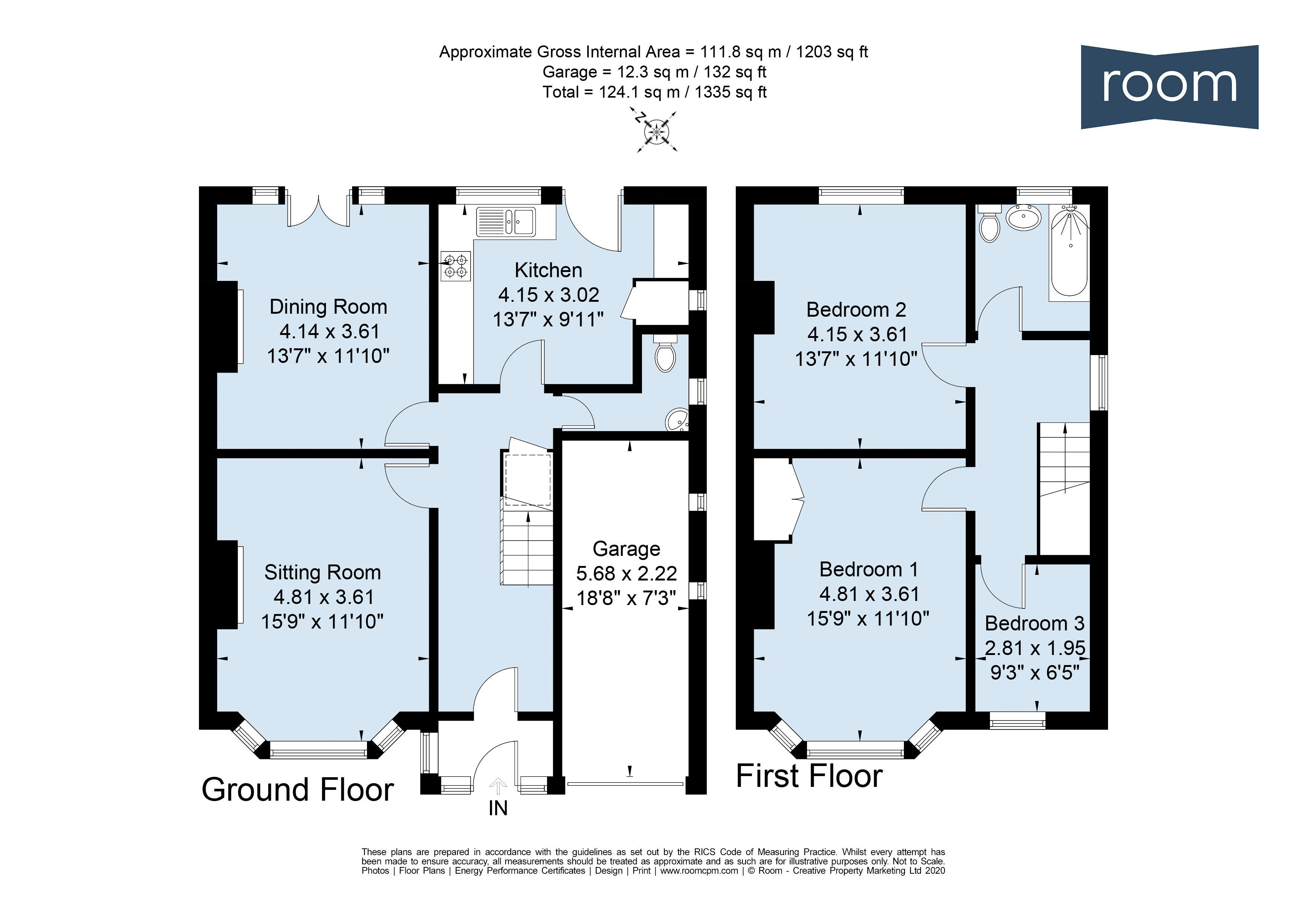 19BR - Floorplan