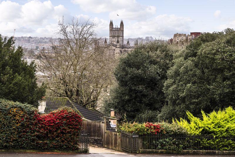 View Toward Abbey