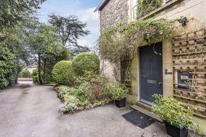 Private Drive/ Front Door