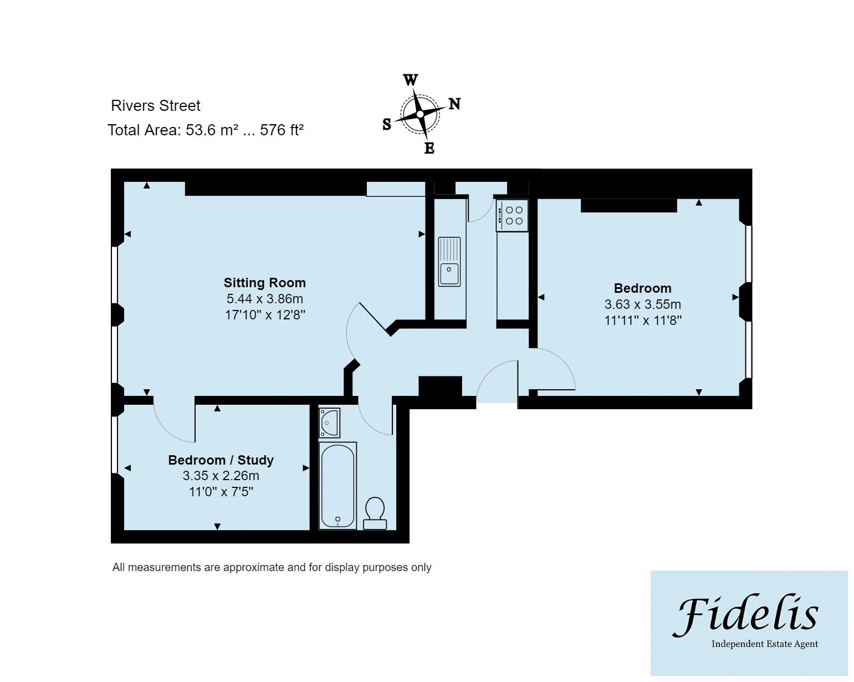 42RS-FFF - Floorplan