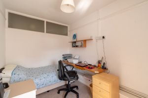 Bedroom Two/ Home Office