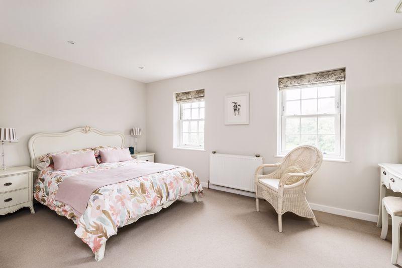 Full Width Master Bedroom