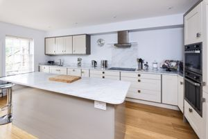 Kitchen With Integral Appliances