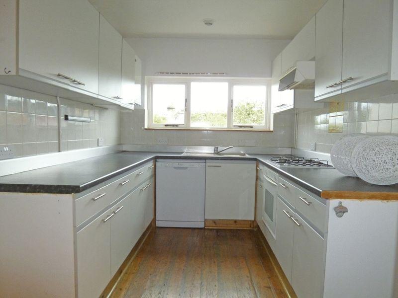 Modern Kitchen to Rear