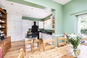 Light Airy Dining Room