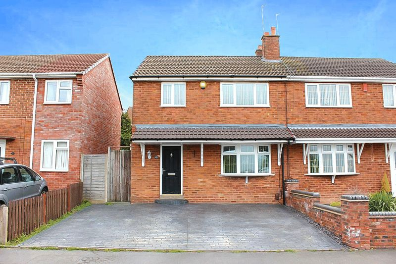Roundhouse Road Upper Gornal