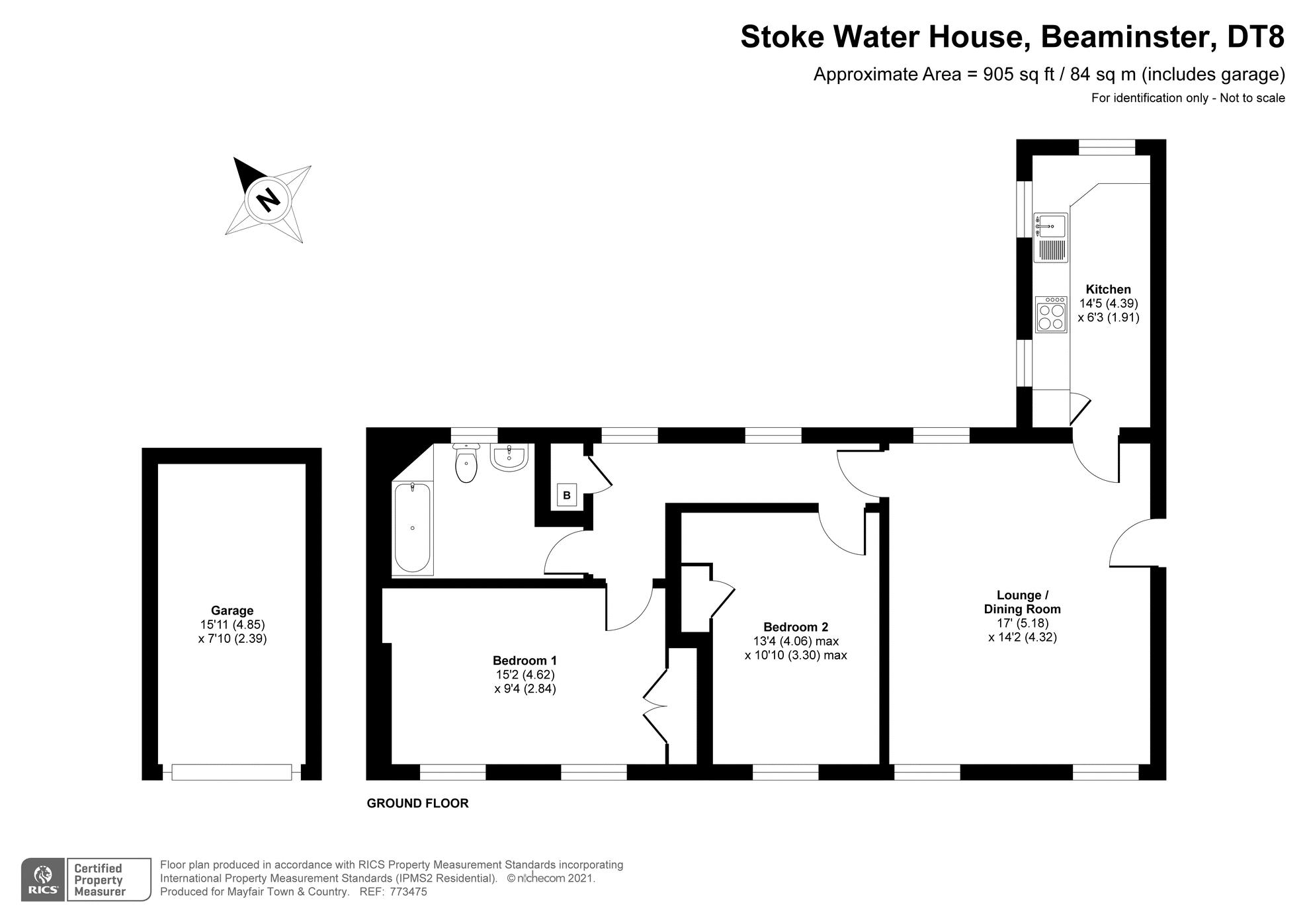 Stoke Water House