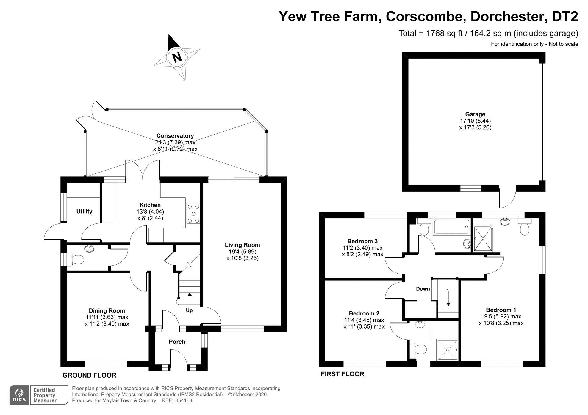 Yew Tree Farm Corscombe