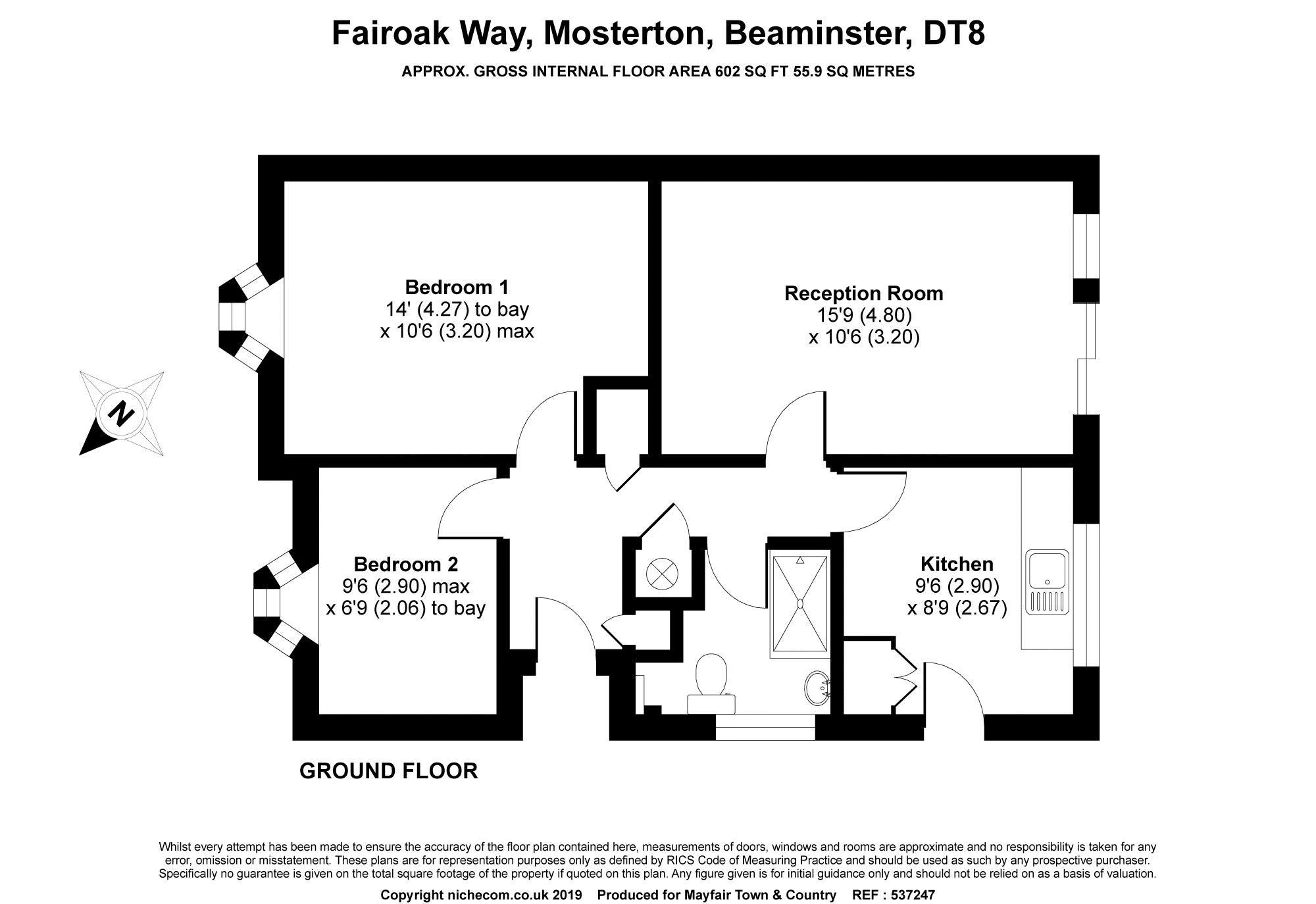 Fairoak Way Mosterton