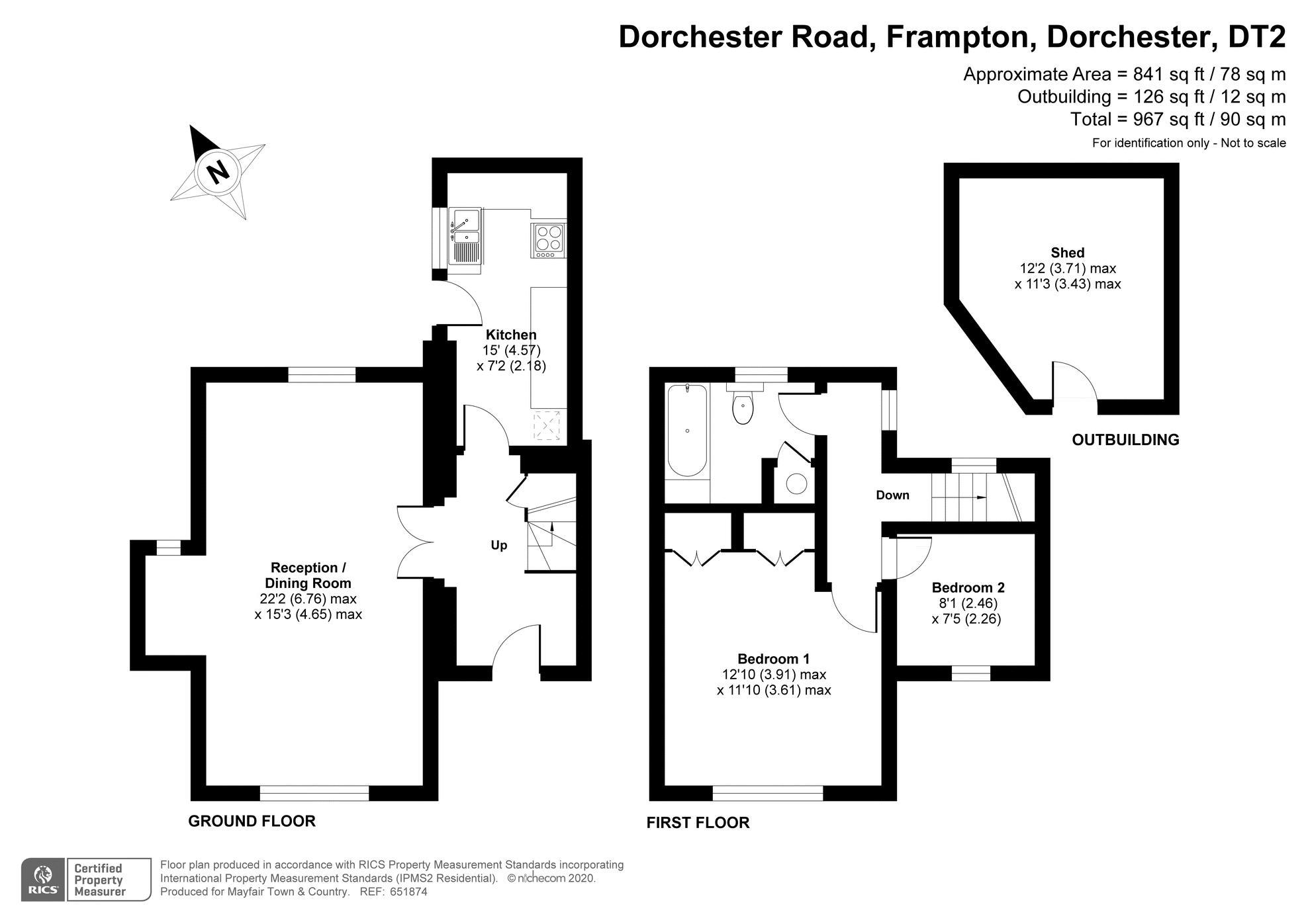15a Dorchester Road Frampton
