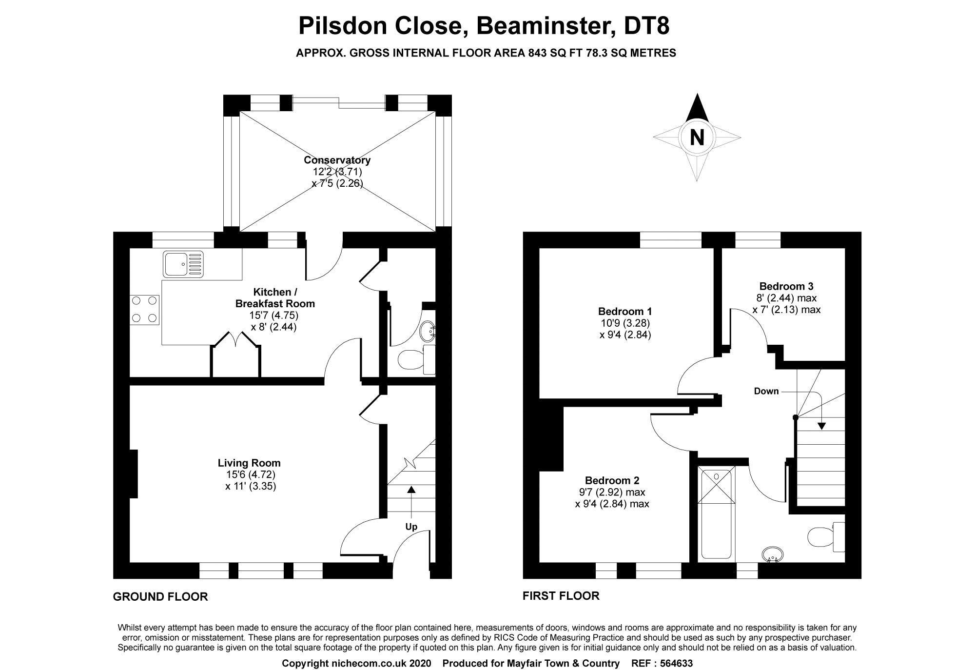 Pilsdon Close