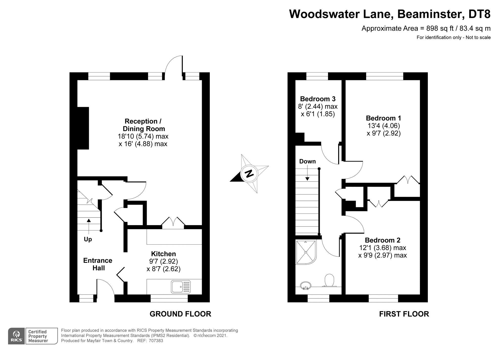 Woodswater Lane