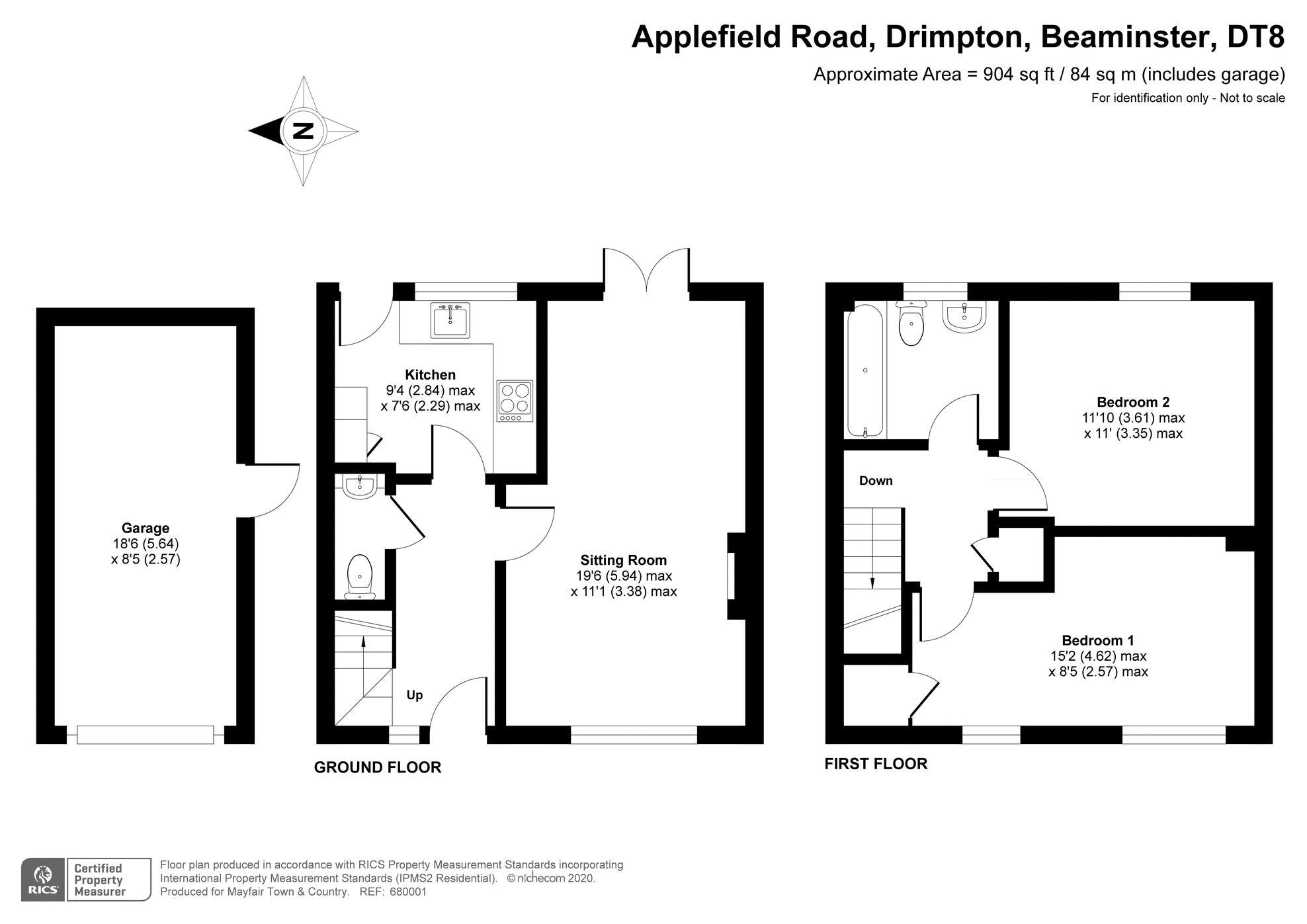 Applefield Road Drimpton