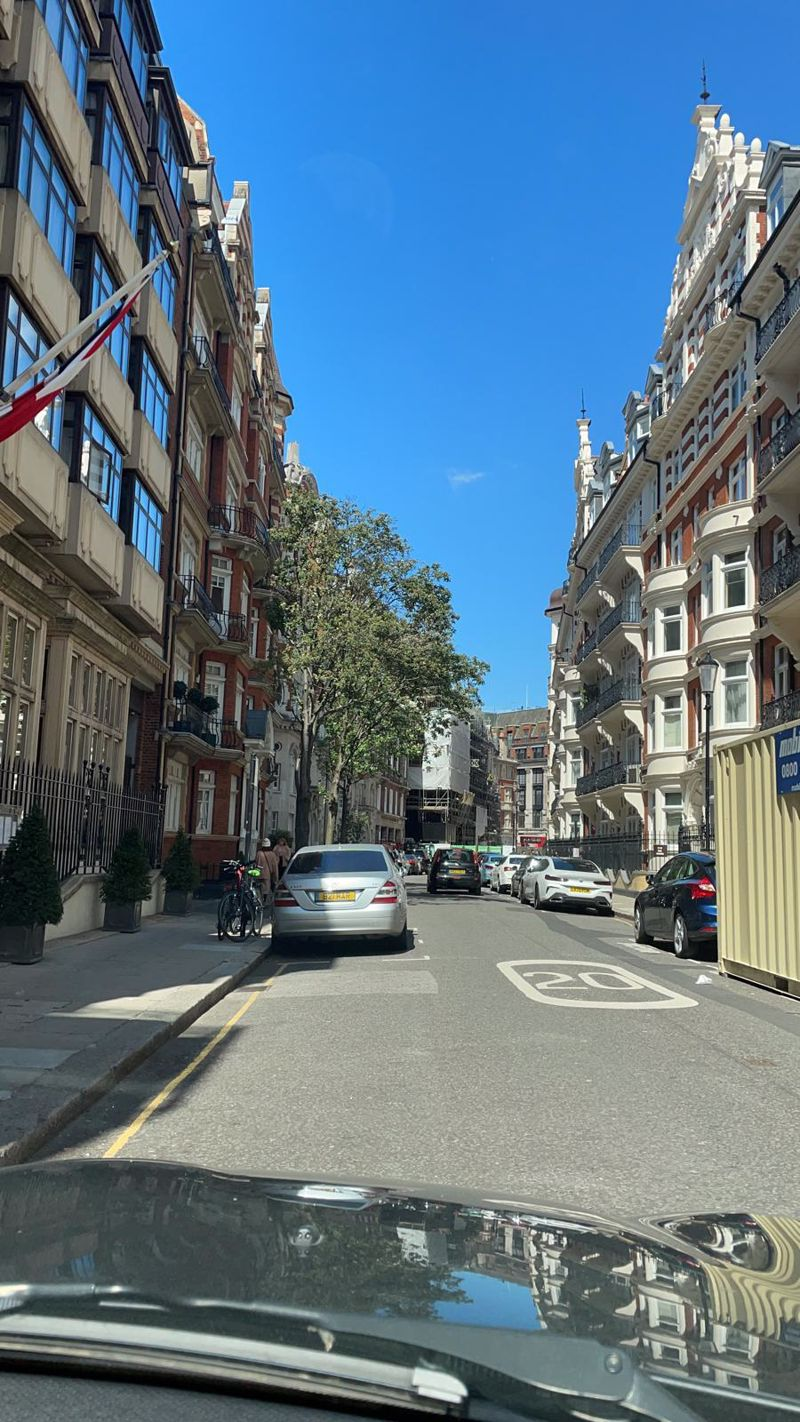 Basil Street