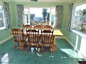 Triple Aspect Dining Room