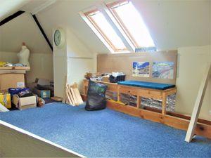 Additional Loft Study/Hobbies Room