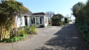 Driveway  Leading To Rear