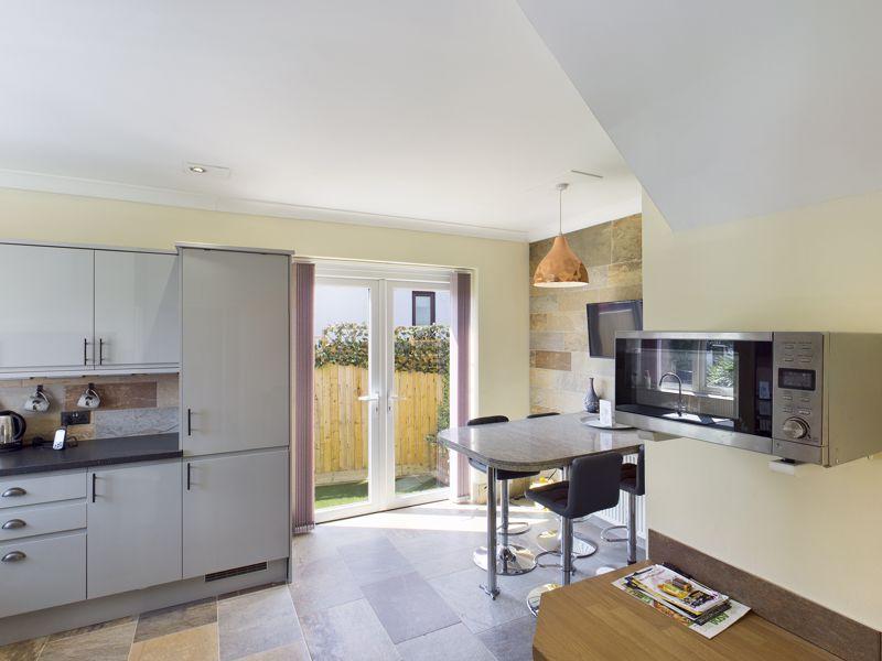 Kitchen Dining Room To Garden