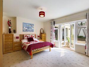 Master Bedroom On To Rear Garden