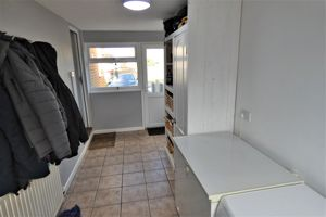 Utility Room With Power and Heating