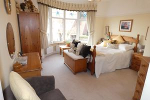Master Bedroom with Bay Window and Ensuite
