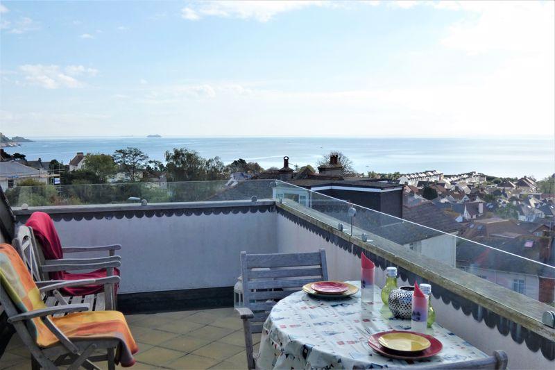 Balcony and Seaviews