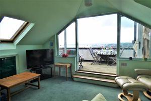 Loft Room onto Balcony