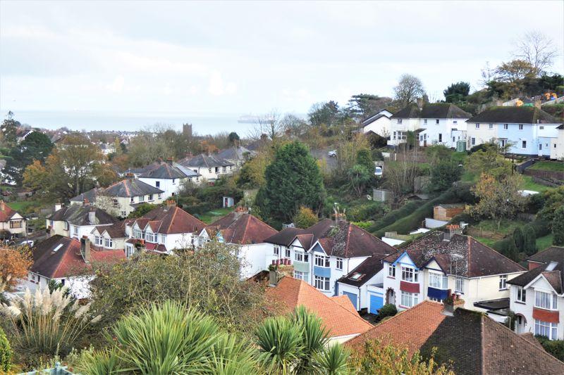 Views Overlooking Preston with Seaviews