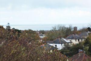 Sea Views From Garden
