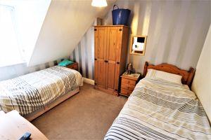 Top Floor Larger Front Bedroom