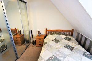 Top Floor Front Smaller Bedroom