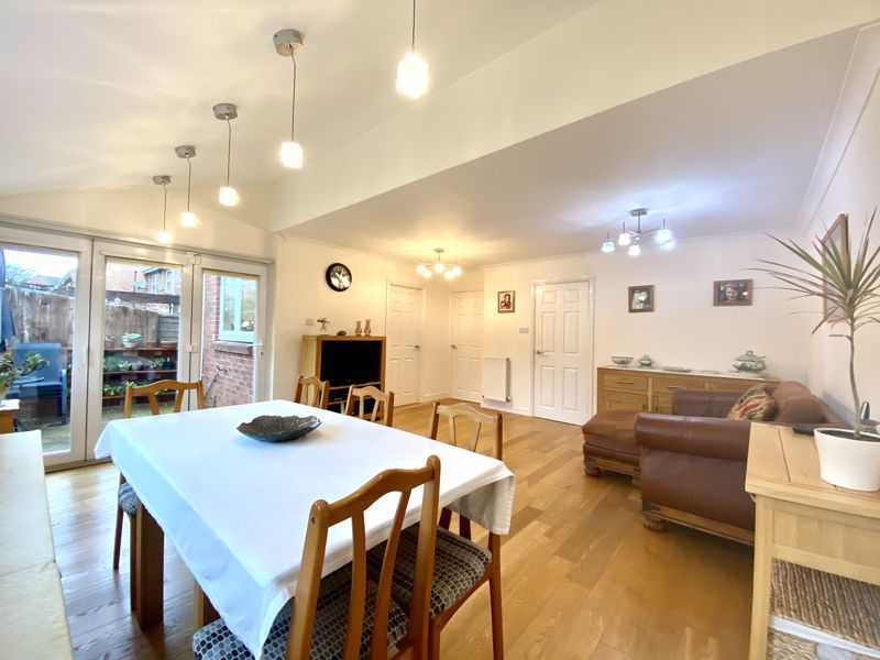 Living Family Dining Room