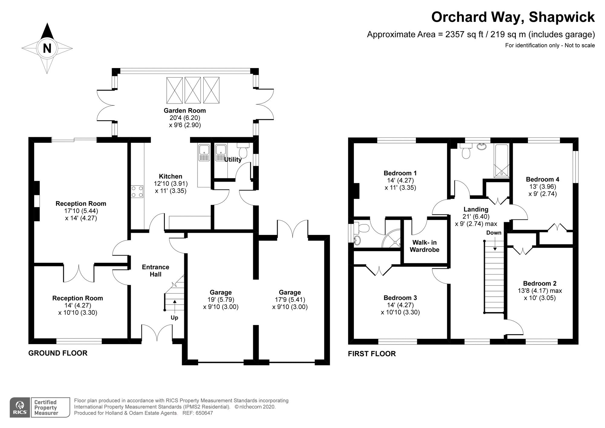 Orchard Way