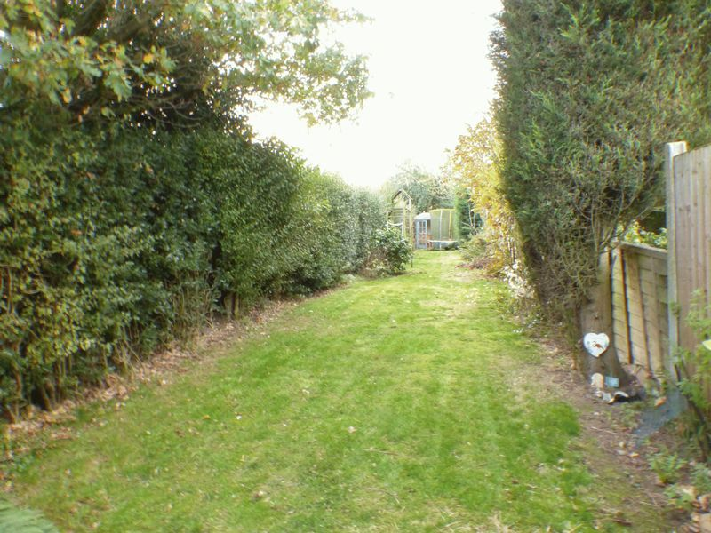 Overton Lane Hammerwich