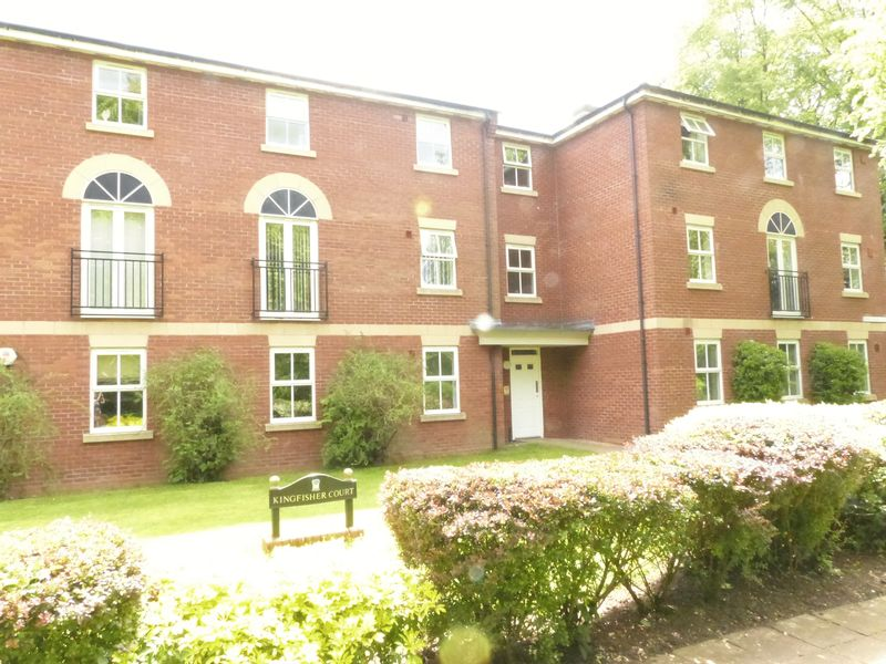 Kingfisher Court Burntwood