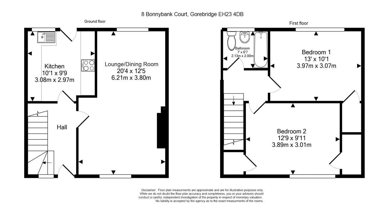 8 Bonnybank Court