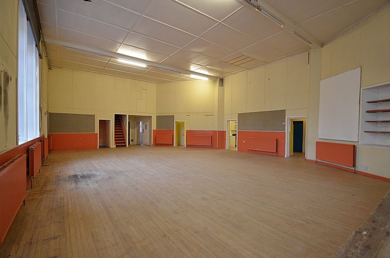 Internal hall