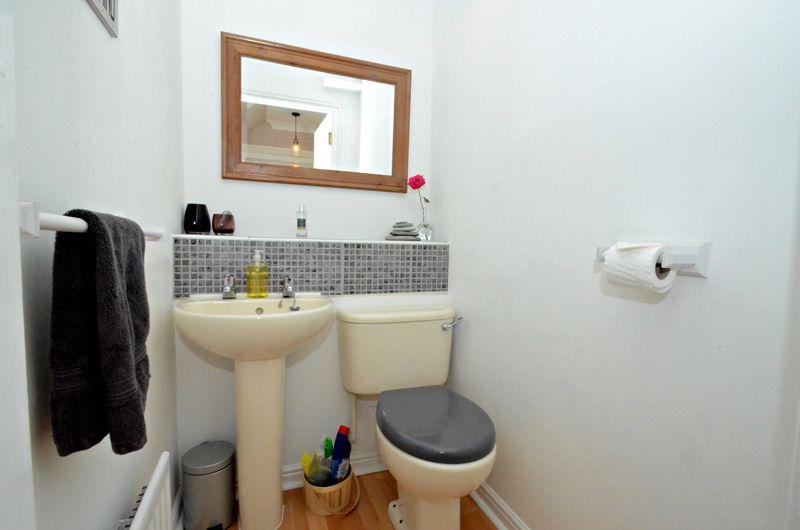 Downstair Cloakroom WC