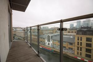Frances Wharf, Limehouse