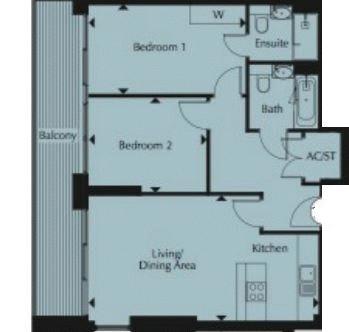 Floorplan Horizons
