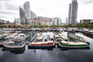 Boardwalk Place, Canary Wharf