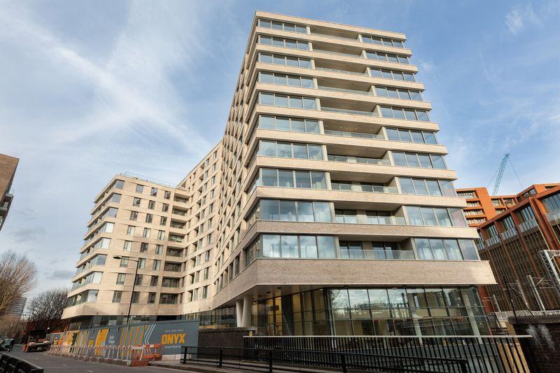 Camley Street Onyx Apartments, King's Cross