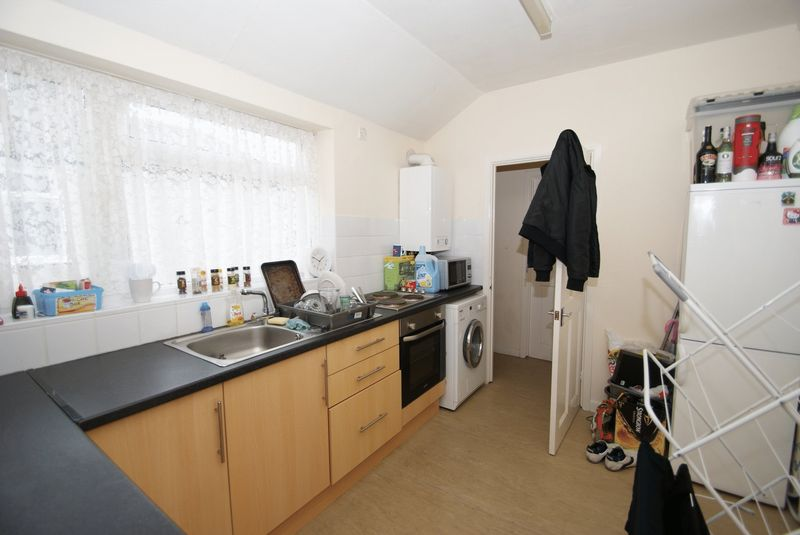 First floor flat Kitchen