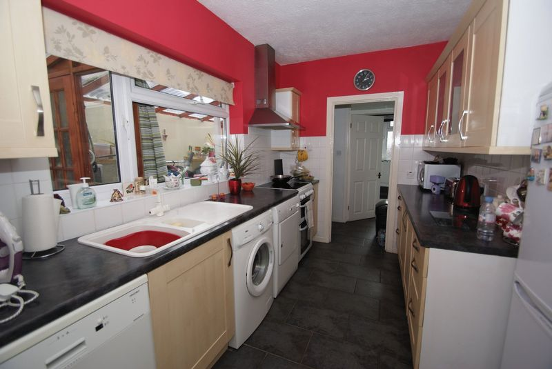 Ground floor flat Kitchen