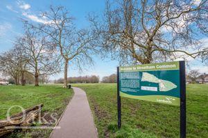 Baldry Gardens Streatham Common